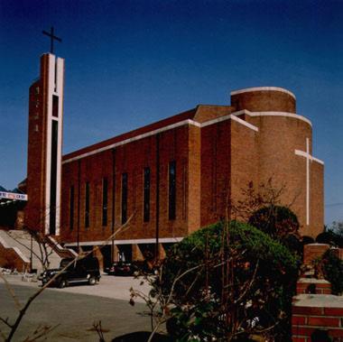 Incheon-Catholic-Church